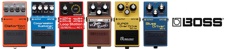 Boss Compact Pedal