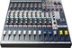 8 Mono + 2 Stereo Channel Mixers