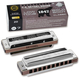 Diatonic Harmonicas Low Low F Sharp Major