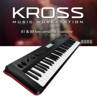 Korg Kross Workstation