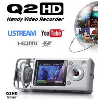 Der neue Handy Video Recorder Zoom Q2HD