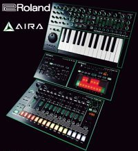 Roland AIRA: Genre-defining sounds and modern performance features for studio and stage!In Stock!!