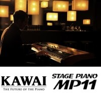 The pianist's stage piano Kawai MP11