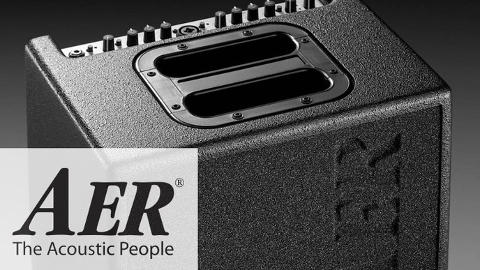 AER professional acoustic amps!