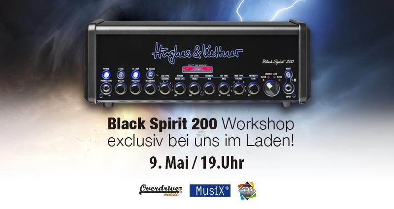 6f126a7e486d9f Hughes   Kettner Black Spirit Workshop am Donnerstag