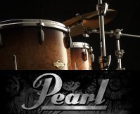 "PEARL ""The Best reason to Play Drums"""