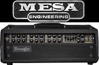Der Mesa Boogie Mark Five Head ist ...