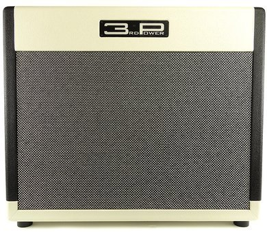 3rd Power Amplification Dream Series Cab 112 (standard tuxedo)