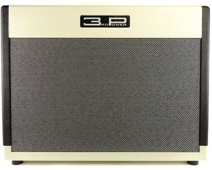 3rd Power Amplification Dream Series Cab 212 (standard tuxedo)