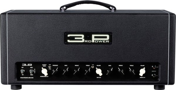 3rd Power Amplification Dream Weaver MKII Amp