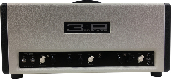 3rd Power Amplification Dual Citizen Amp (standard tuxedo)