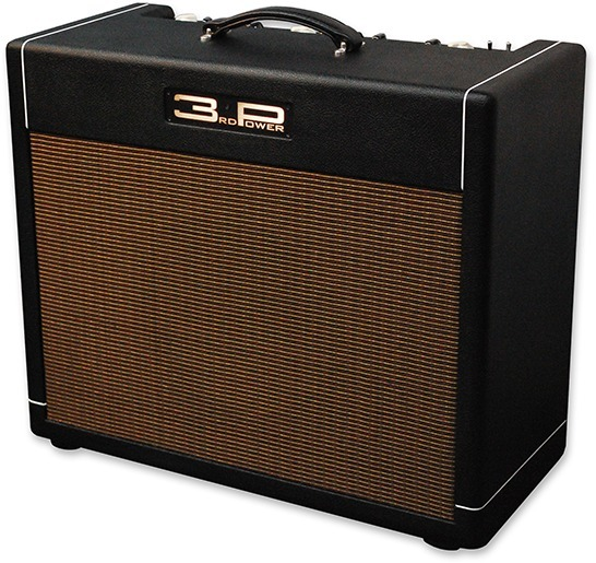 3rd Power Amplification Dual Citizen Combo 112