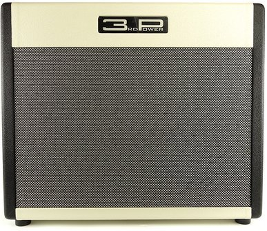 3rd Power Amplification Vintage Series Cab 112 (standard tuxedo)