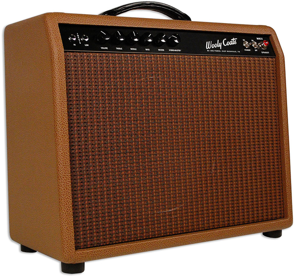 3rd Power Amplification Wooly Coats Spanky 112 Combo MKII (brown)