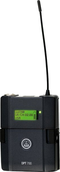 AKG DPT 700 Digitaler Taschensender / DTP700 (710,1-861,9 MHz) Pocket Transmitters & Accessories
