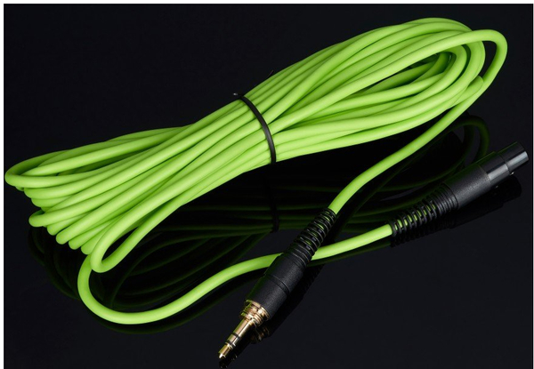 AKG Q 701  Spare Cable Quincy Jones (6m - green) Headphone Accessories