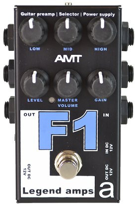 AMT Electronics F1 Preamp Pedale