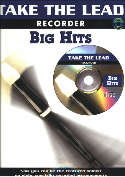 Alfred Big hits / Take the lead Songbooks for Recorder
