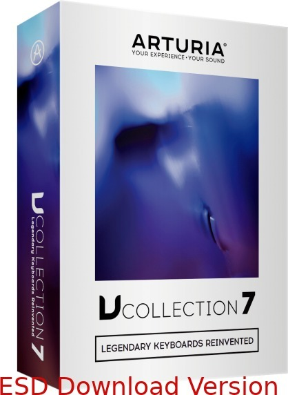 Arturia V-Collection 7 ESD (download version) Virtuele Instrumenten & Samplers