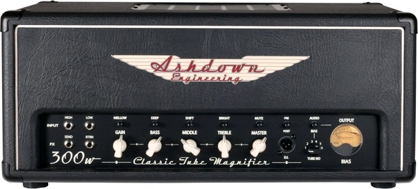 Ashdown CTM-300 Bass Heads