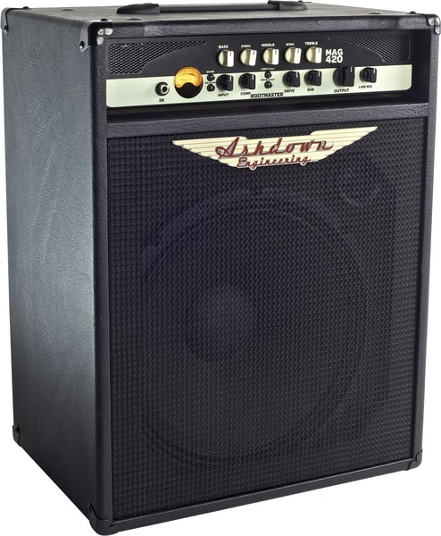 Ashdown RM-C115T-420 (1x15') Bass Combo Amplifiers