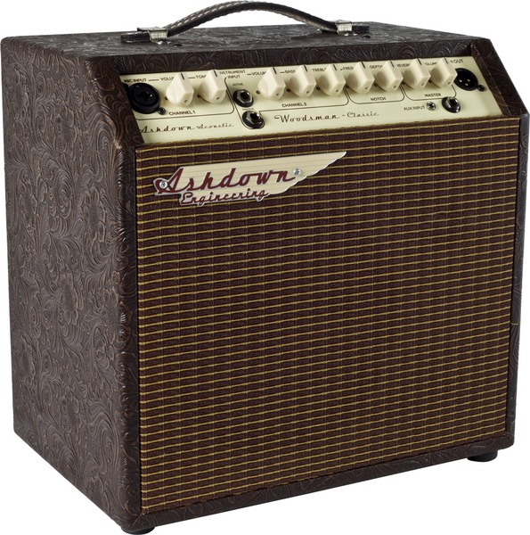 Ashdown Woodsman Classic Acoustic Guitar Amplifiers