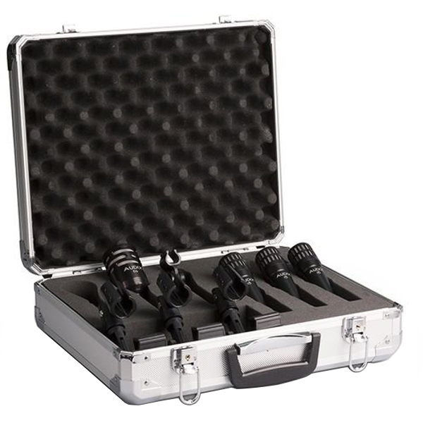 Audix DP4 Microphone Pack Microphone Sets for Drums