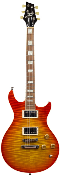 B3 Guitars Fire (cherry sunburst) Modelos De Guitarra Eléctrica ST