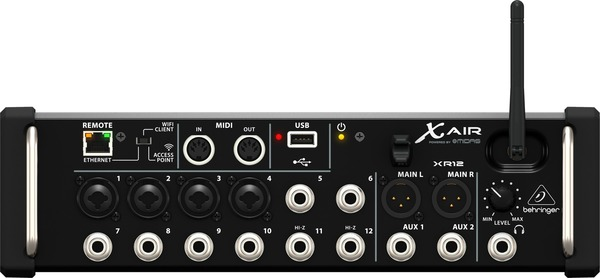 Behringer XR12 X-Air 12