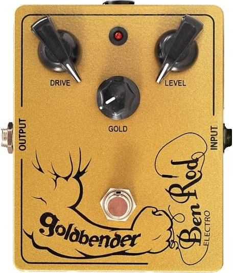 Benrod Electro Goldbender Distortion Pedals