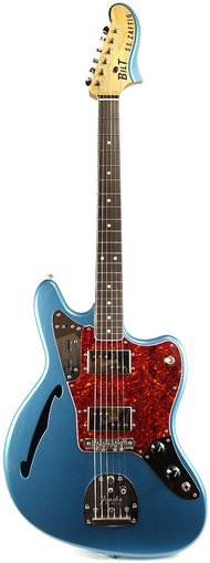 BilT Guitars Zaftig (lake placid blue)