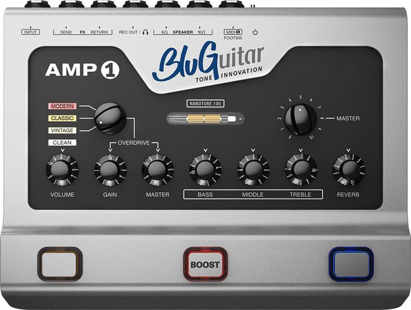 BluGuitar AMP1 Guitar Amplifier Heads