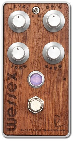 Bogner Wessex Studio Distortion Pedals
