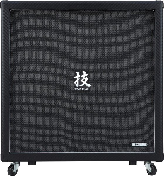 "Boss Waza Amp Cabinet 412 4x12"" Guitar Speaker Cabinets"