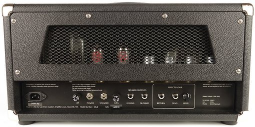 Carol-Ann Amplifiers HS-2 Head (black)