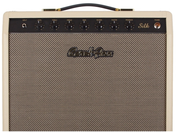 Carol-Ann Amplifiers Silk 1x12' Combo (black knobs)