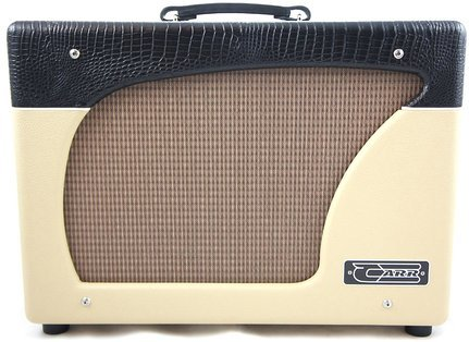 Carr Amplifiers Impala 1-12 Combo (black gator & cream)