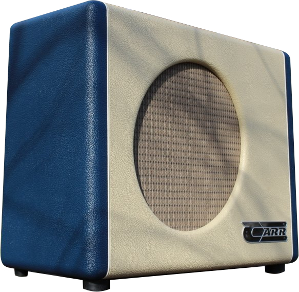 Carr Amplifiers Mercury V 1-12 Combo (blue/cream)