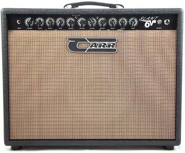 Carr Amplifiers Slant 6V 1-12 Combo (black)