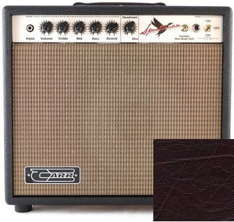 Carr Amplifiers Sportsman 1-12 Combo (wine)