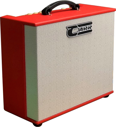 Carr Amplifiers Telstar 1-12 Combo (red)