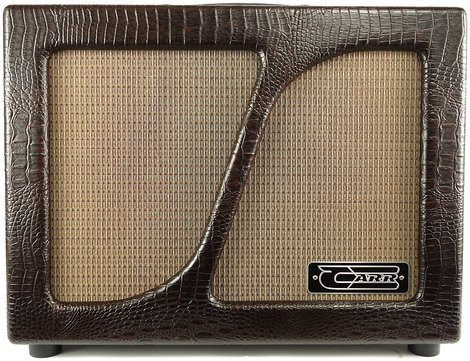 Carr Amplifiers Viceroy 1-12 Combo (brown gator)