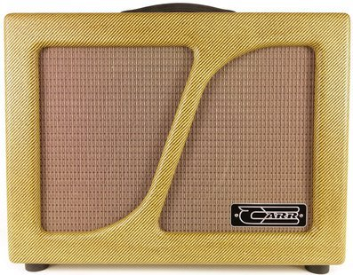 Carr Amplifiers Viceroy 1-12 Combo (tweed)