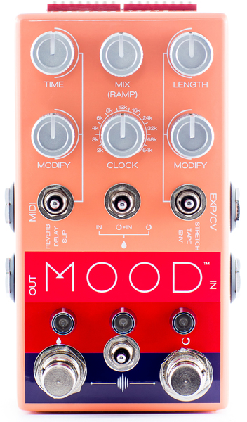 Chase Bliss Audio Mood Micro-Looper / Delay
