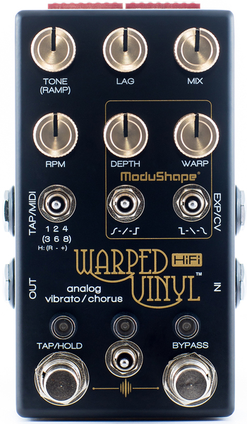 Chase Bliss Audio Warped Vinyl HiFi