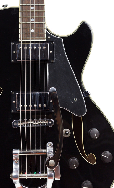 Comins Guitars GCS-1 Bigsby (black)