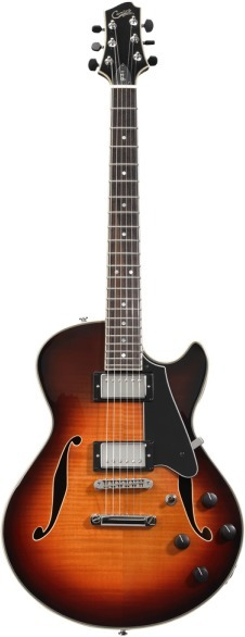 Comins Guitars GCS-1E (autumn burst)