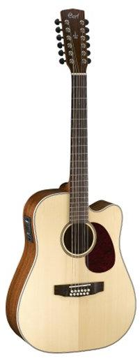 Cort MR710F 12 (Natural Satin)