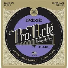 D'Addario EJ44C Classical Guitar String Sets