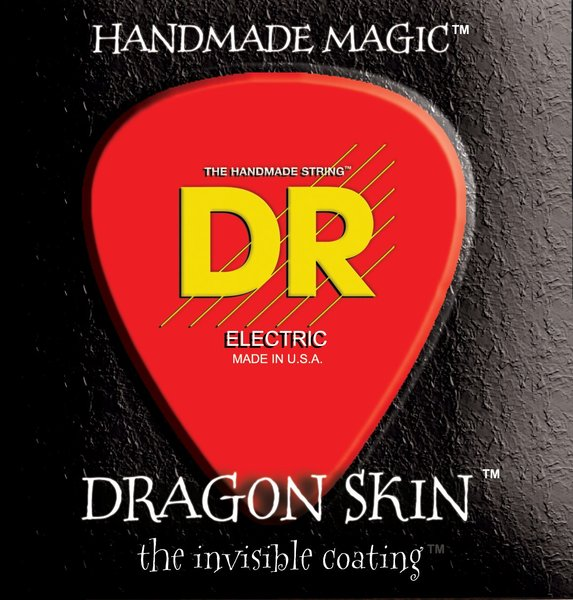 DR Strings DSE-11 Heavy .011 Electric Guitar String Sets